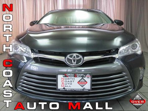 2016 Toyota Camry 4dr Sedan I4 Automatic XLE in Akron, OH
