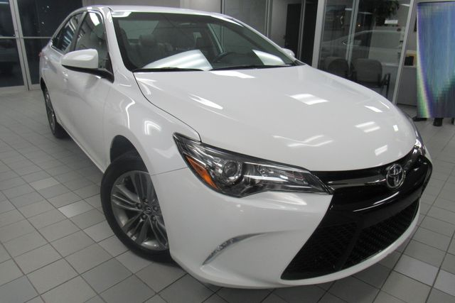 2016 Toyota Camry SE W/ BACK UP CAM Chicago, Illinois