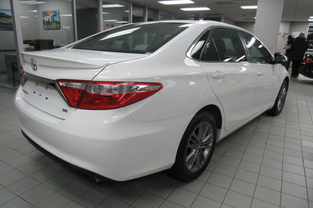 2016 Toyota Camry SE W/ BACK UP CAM Chicago, Illinois 6