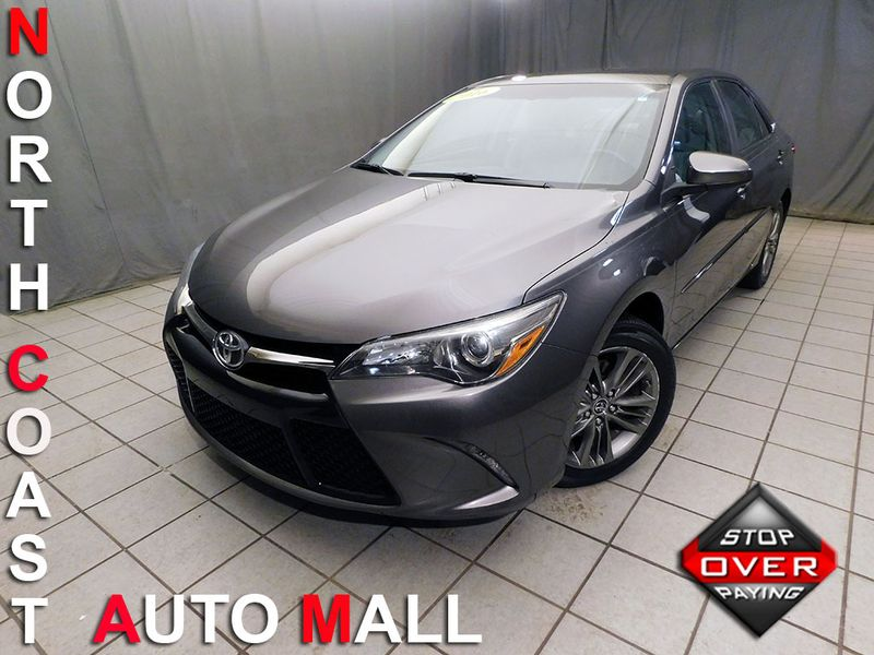 2016 Toyota Camry SE  city Ohio  North Coast Auto Mall of Cleveland  in Cleveland, Ohio