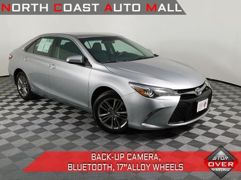 2016 Toyota Camry SE in Cleveland, Ohio