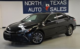 2016 Toyota Camry SE Sunroof in Dallas, TX 75247