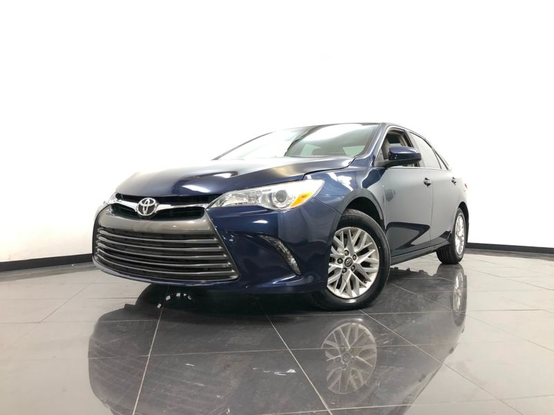 2016 Toyota Camry *Approved Monthly Payments* | The Auto Cave in Dallas