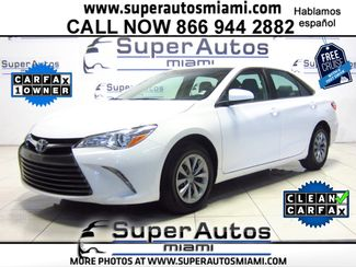 2016 Toyota Camry LE in Doral FL, 33166