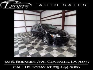 2016 Toyota Camry LE - Ledet's Auto Sales Gonzales_state_zip in Gonzales