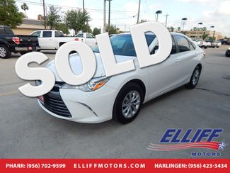 2016 Toyota Camry LE in Harlingen, TX 78550