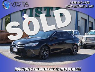 2016 Toyota Camry XSE  city Texas  Vista Cars and Trucks  in Houston, Texas
