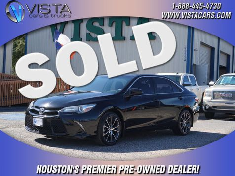 2016 Toyota Camry XSE in Houston, Texas