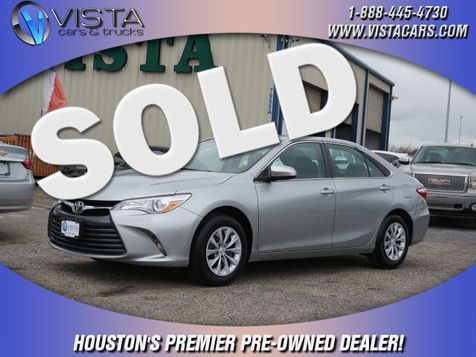 2016 Toyota Camry LE in Houston, Texas