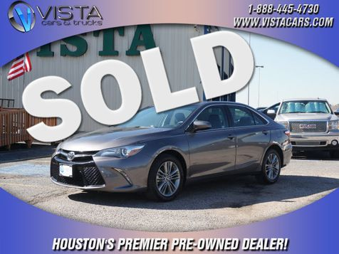 2016 Toyota Camry SE in Houston, Texas