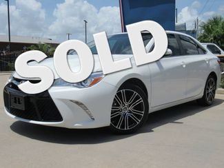 2016 Toyota Camry SE w/Special Edition Pkg   Houston, TX   American Auto Centers in Houston TX