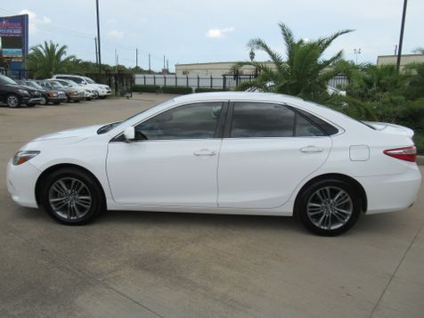 2016 Toyota Camry SE | Houston, TX | American Auto Centers in Houston, TX