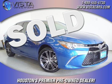 2016 Toyota Camry SE w/Special Edition Pkg in Houston, Texas