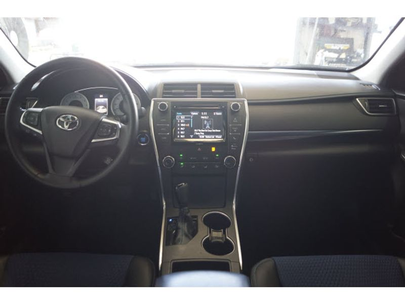 2016 Toyota Camry SE wSpecial Edition Pkg  city Texas  Vista Cars and Trucks  in Houston, Texas