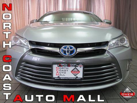 2016 Toyota Camry Hybrid 4dr Sedan LE in Akron, OH