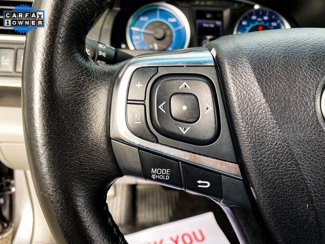2016 Toyota Camry Hybrid XLE Madison, NC 31