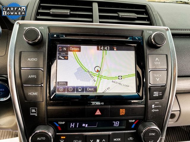 2016 Toyota Camry Hybrid XLE Madison, NC 36