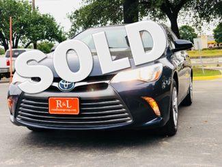 2016 Toyota Camry Hybrid LE in San Antonio, TX 78233
