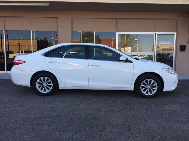 2016 Toyota Camry LE 5 YEAR/60,000 MILE FACTORY POWERTRAIN WARRANTY Mesa, Arizona 5