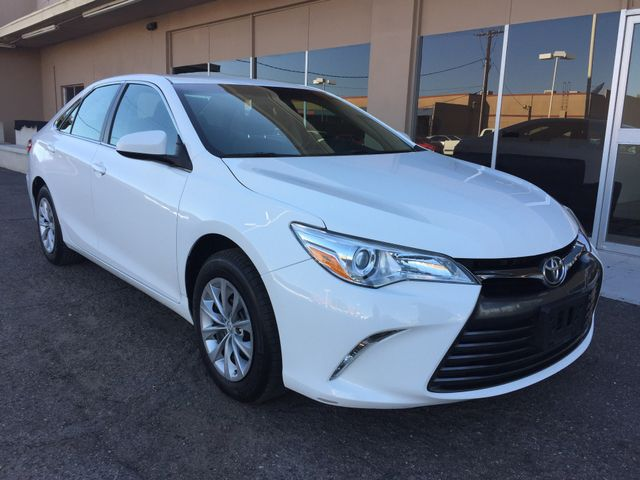 2016 Toyota Camry LE 5 YEAR/60,000 MILE FACTORY POWERTRAIN WARRANTY Mesa, Arizona 6