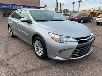 2016 Toyota Camry LE 5 YEAR/60,000 FACTORY POWERTRAIN WARRANTY Mesa, Arizona 7