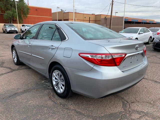 2016 Toyota Camry LE 5 YEAR/60,000 FACTORY POWERTRAIN WARRANTY Mesa, Arizona 3