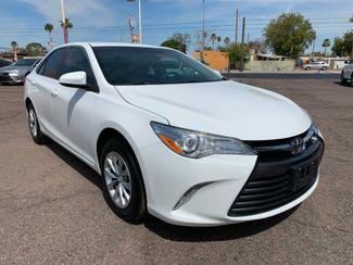 2016 Toyota Camry LE 5 YEAR/60,000 MILE FACTORY POWERTRAIN WARRANTY Mesa, Arizona 6