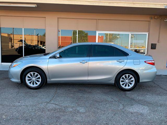 2016 Toyota Camry LE 5 YEAR/60,000 MILE FACTORY POWERTRAIN WARRANTY Mesa, Arizona 1