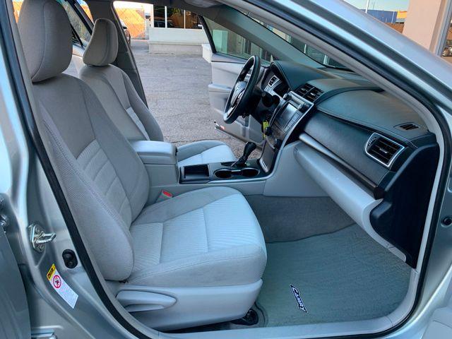 2016 Toyota Camry LE 5 YEAR/60,000 MILE FACTORY POWERTRAIN WARRANTY Mesa, Arizona 13