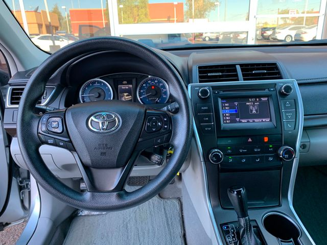 2016 Toyota Camry LE 5 YEAR/60,000 MILE FACTORY POWERTRAIN WARRANTY Mesa, Arizona 14