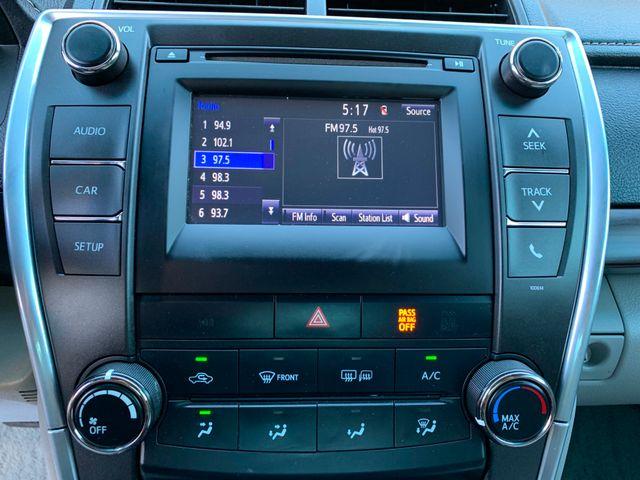 2016 Toyota Camry LE 5 YEAR/60,000 MILE FACTORY POWERTRAIN WARRANTY Mesa, Arizona 17