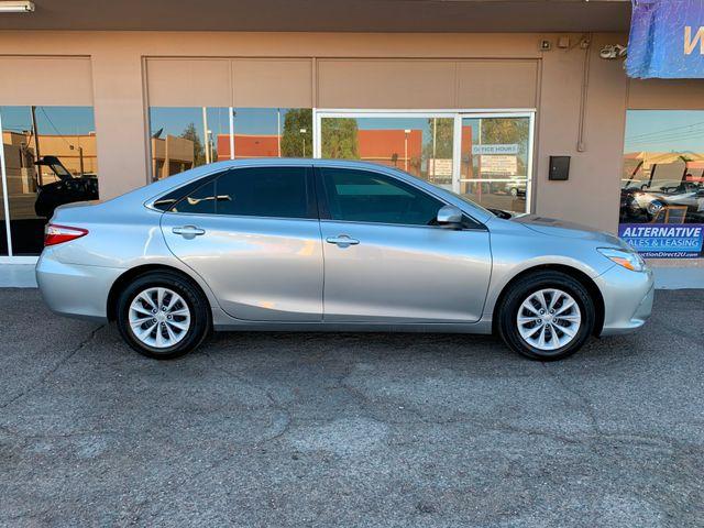 2016 Toyota Camry LE 5 YEAR/60,000 MILE FACTORY POWERTRAIN WARRANTY Mesa, Arizona 5