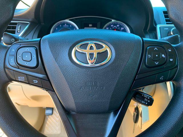 2016 Toyota Camry LE 5 YEAR/60,000 MILE FACTORY POWERTRAIN WARRANTY Mesa, Arizona 15
