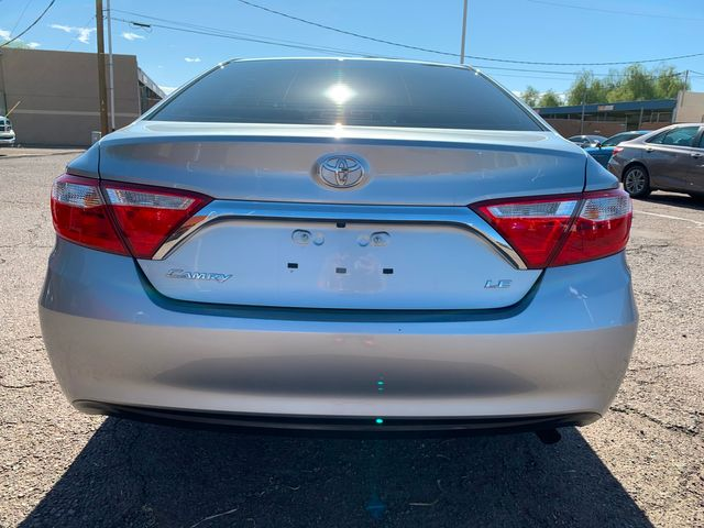 2016 Toyota Camry LE 5 YEAR/60,000 MILE FACTORY POWERTRAIN WARRANTY Mesa, Arizona 3