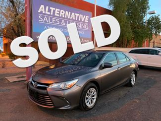 2016 Toyota Camry LE 3 MONTH/3,000 MILES NATIONAL POWERTRAIN WARRANTY Mesa, Arizona