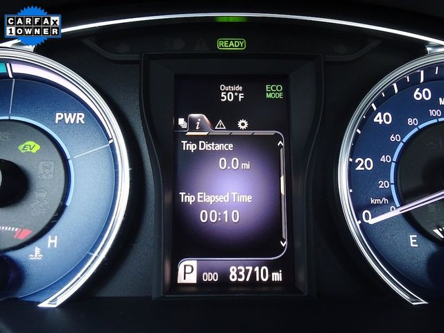 2016 Toyota Camry Hybrid LE Madison, NC 16