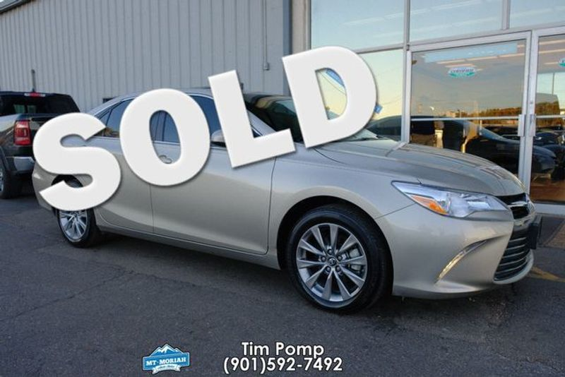 2016 Toyota Camry XLE   Memphis, Tennessee   Tim Pomp - The Auto Broker in Memphis Tennessee