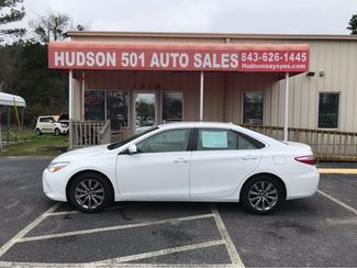 2016 Toyota Camry XLE | Myrtle Beach, South Carolina | Hudson Auto Sales in Myrtle Beach South Carolina