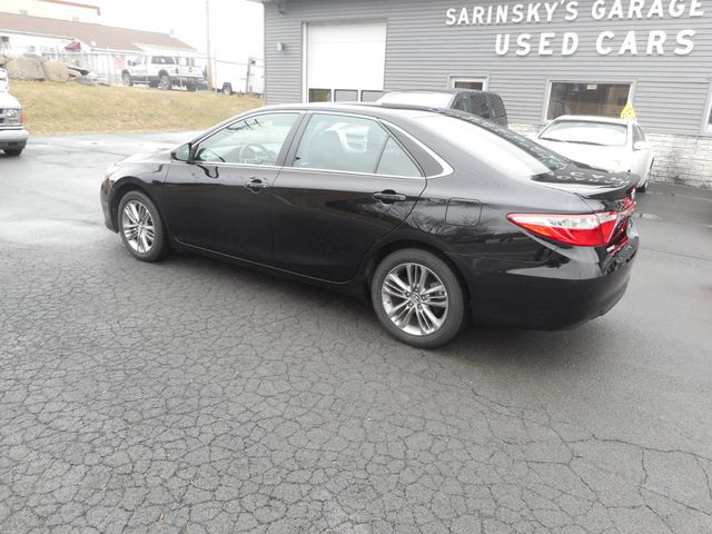 2016 Toyota Camry SE w/Special Edition Pkg New Windsor, New York 2