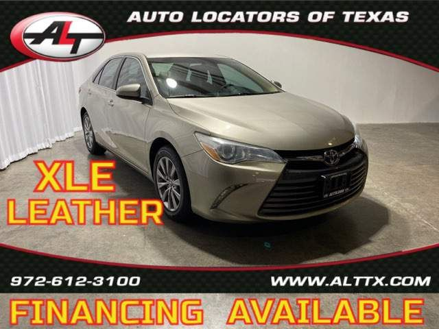 2016 Toyota Camry XLE in Plano, TX 75093