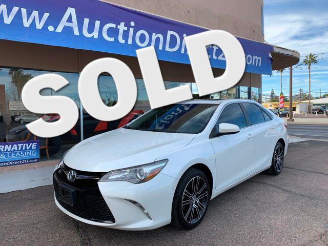 2016 Toyota Camry SE 50TH ANNIVERSARY EDITION 5 YEAR/60,000 FACTORY POWERTRAIN WARRANTY Mesa, Arizona