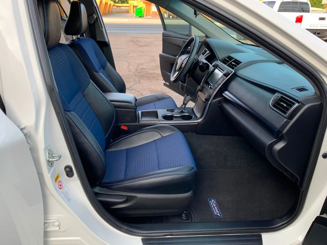2016 Toyota Camry SE 50TH ANNIVERSARY EDITION 5 YEAR/60,000 FACTORY POWERTRAIN WARRANTY Mesa, Arizona 13