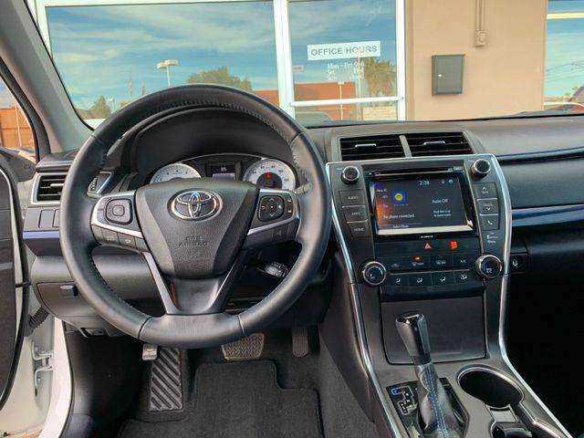 2016 Toyota Camry SE 50TH ANNIVERSARY EDITION 5 YEAR/60,000 FACTORY POWERTRAIN WARRANTY Mesa, Arizona 14