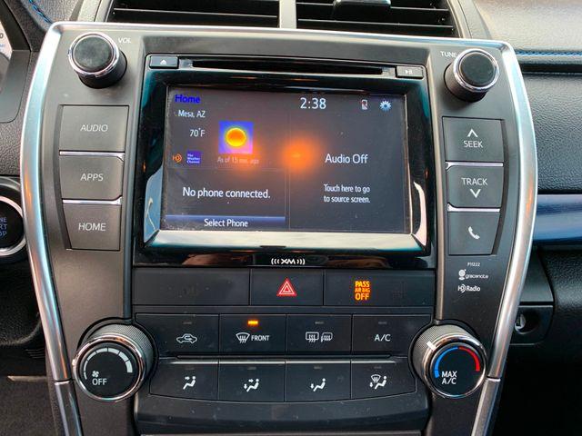 2016 Toyota Camry SE 50TH ANNIVERSARY EDITION 5 YEAR/60,000 FACTORY POWERTRAIN WARRANTY Mesa, Arizona 17