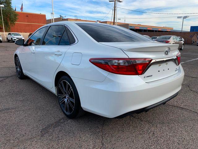2016 Toyota Camry SE 50TH ANNIVERSARY EDITION 5 YEAR/60,000 FACTORY POWERTRAIN WARRANTY Mesa, Arizona 2