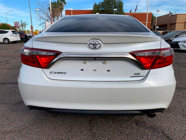2016 Toyota Camry SE 50TH ANNIVERSARY EDITION 5 YEAR/60,000 FACTORY POWERTRAIN WARRANTY Mesa, Arizona 3