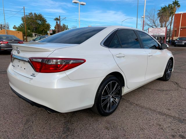 2016 Toyota Camry SE 50TH ANNIVERSARY EDITION 5 YEAR/60,000 FACTORY POWERTRAIN WARRANTY Mesa, Arizona 4