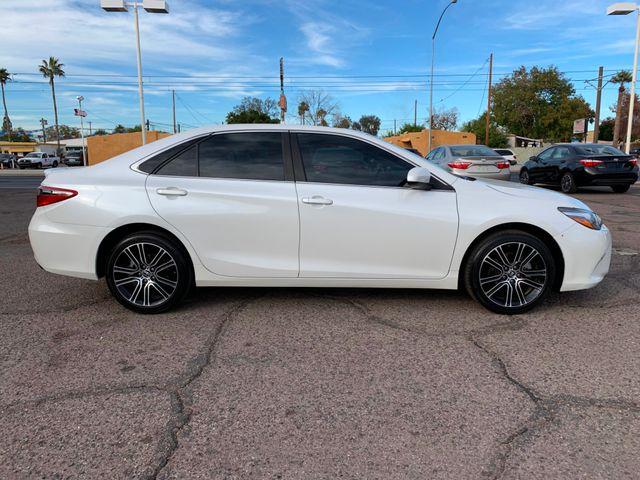 2016 Toyota Camry SE 50TH ANNIVERSARY EDITION 5 YEAR/60,000 FACTORY POWERTRAIN WARRANTY Mesa, Arizona 5