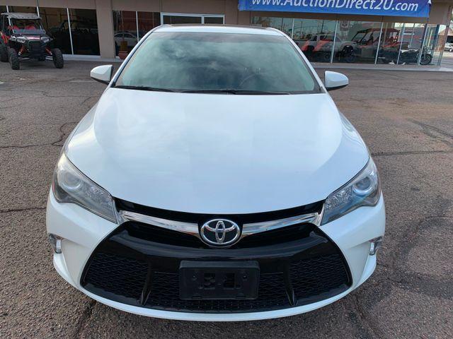 2016 Toyota Camry SE 50TH ANNIVERSARY EDITION 5 YEAR/60,000 FACTORY POWERTRAIN WARRANTY Mesa, Arizona 7