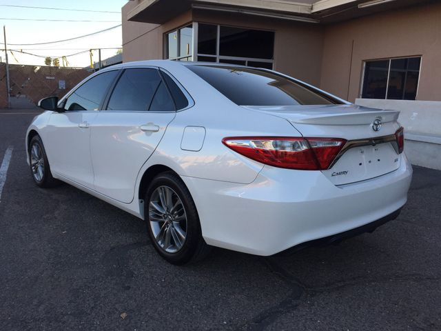 2016 Toyota Camry SE FULL MANUFACTURER WARRANTY Mesa, Arizona 2